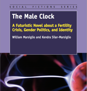 Male Clock Cover